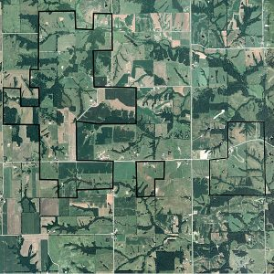 Davis County Outfitters arial 2